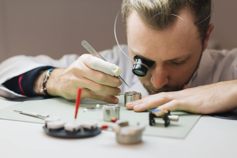 Reparación de relojes en Barcelona