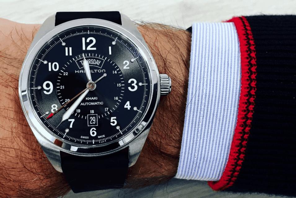 reparación de relojes hamilton barcelona