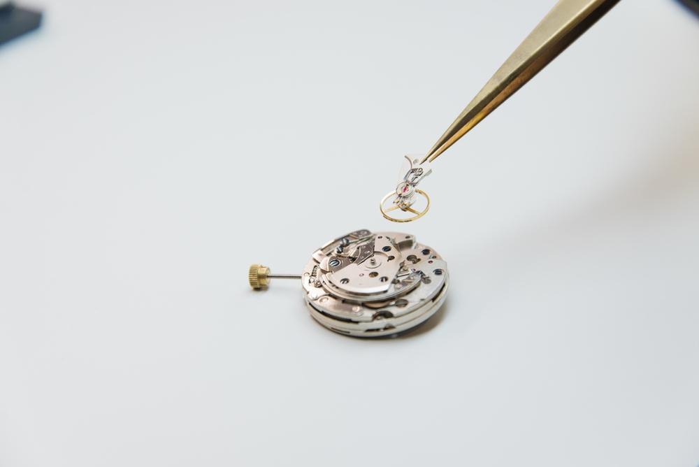 reparacion de relojes automaticos longines terrassa