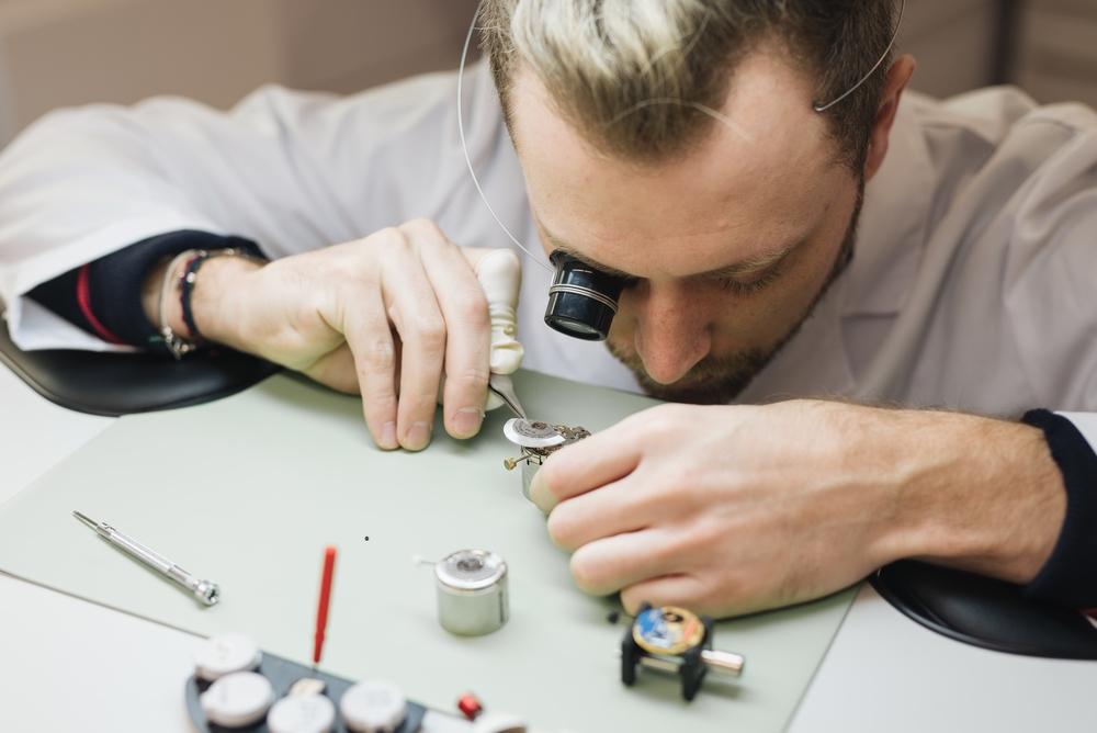 servicio técnico de relojería