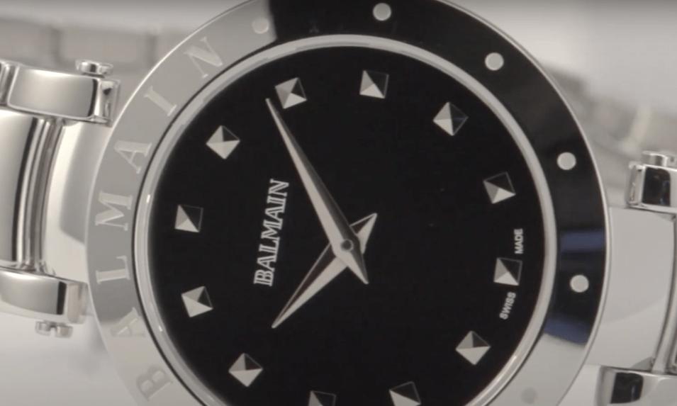 Arreglar reloj Balmain en Terrassa