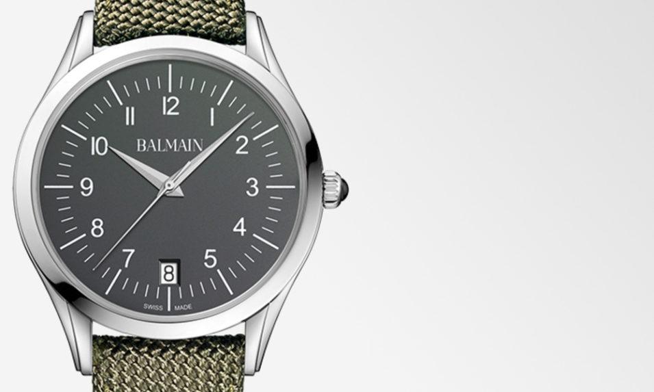Cambiar pila reloj Balmain Terrassa