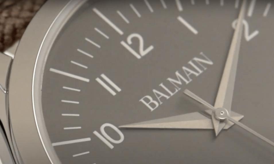 Servicio tecnico relojes Balmain Terrassa