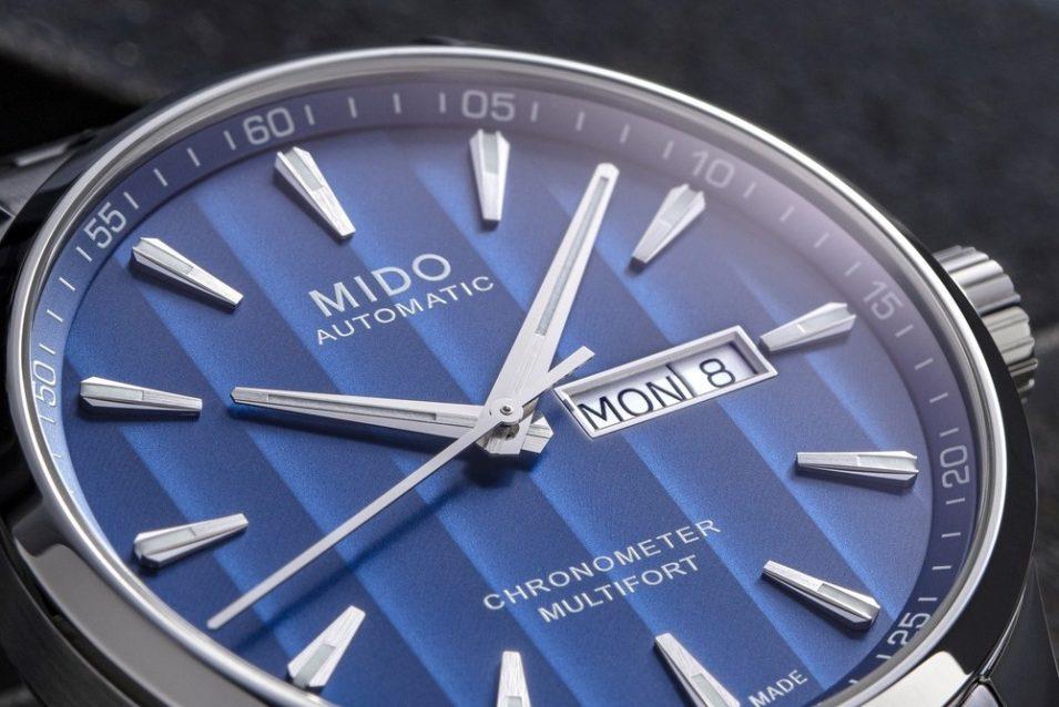 Arreglar reloj Mido en Terrassa
