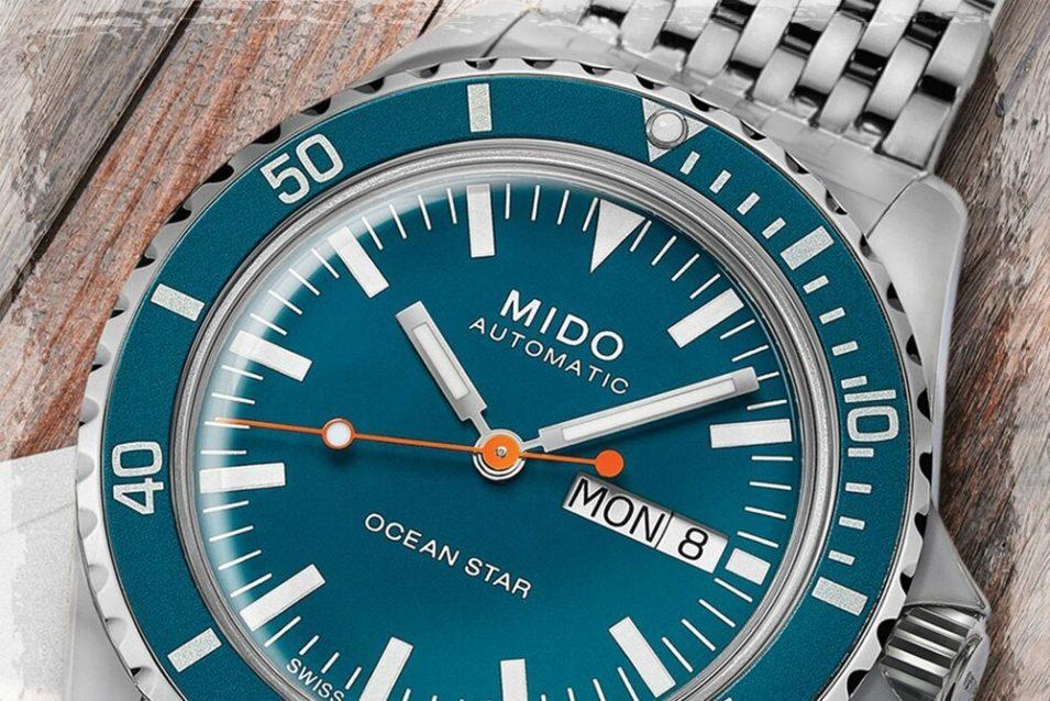 Pulir reloj Mido en Barcelona