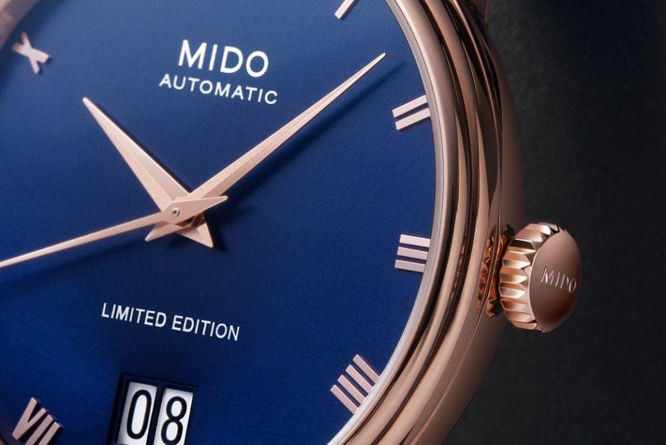 Reparación de relojes automáticos Mido en barcelona