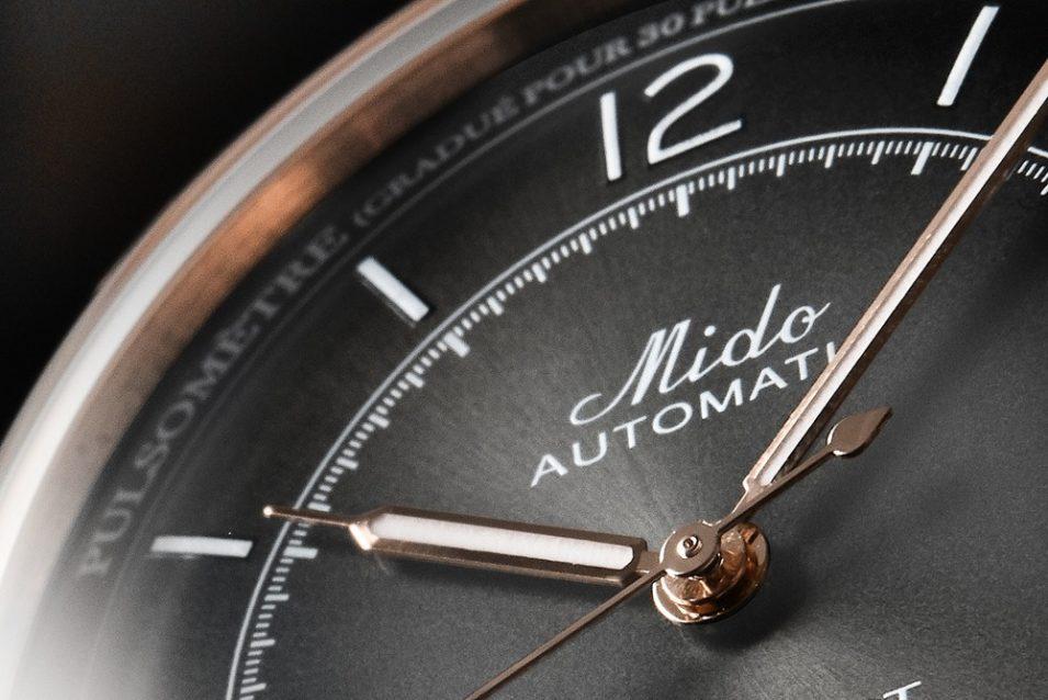 restaurar relojes mido barcelona