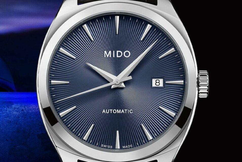 Servicio técnico de relojes Mido en Terrassa