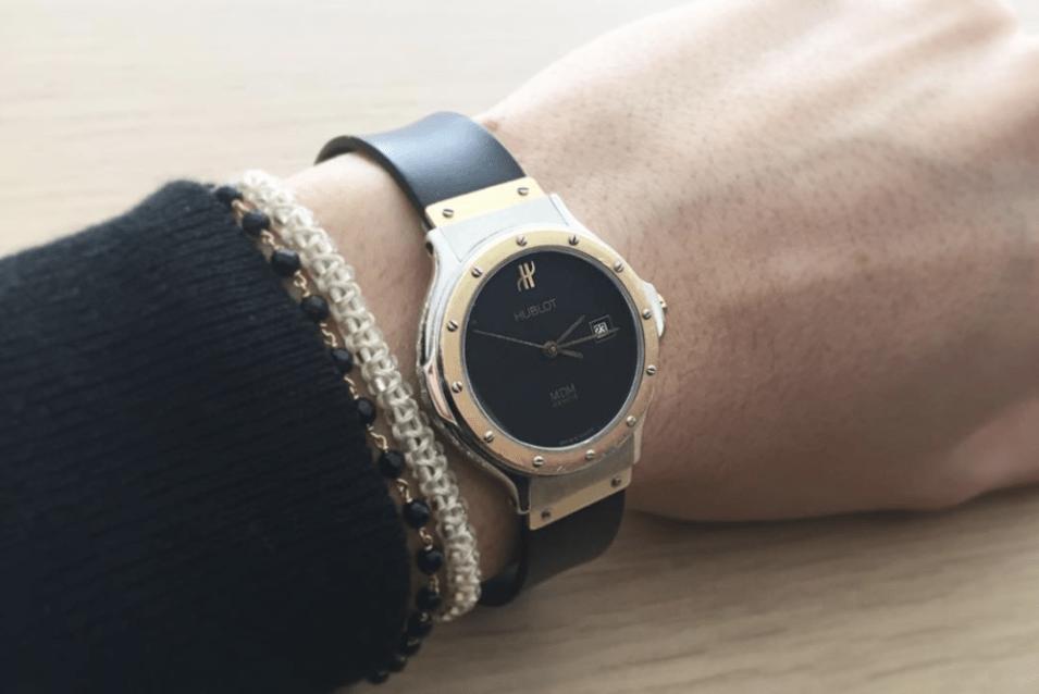 reparación reloj hublot en barcelona