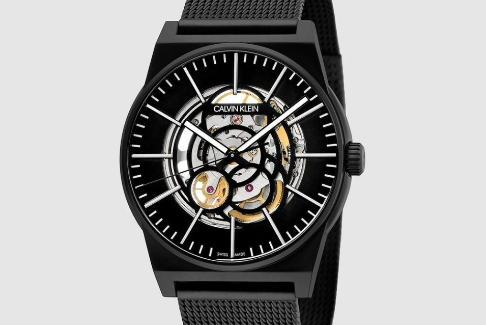 Restaurar relojes Calvin Klein Terrassa