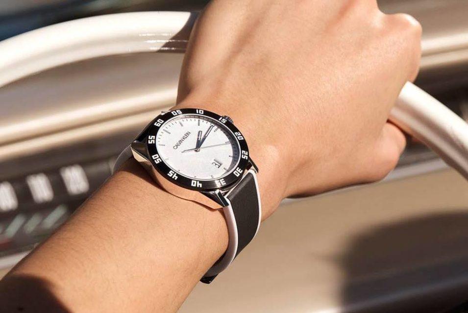 reparación de relojes automáticos Calvin Klein Barcelona