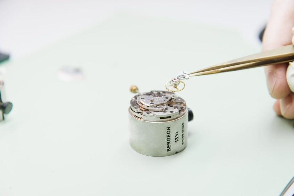 causas reparación de relojes barcelona