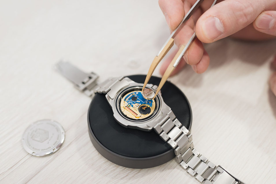 mejor pila para los relojes
