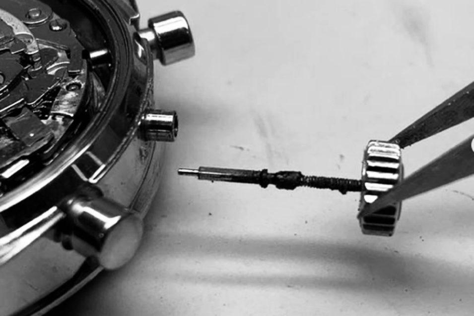 hermetismo reloj