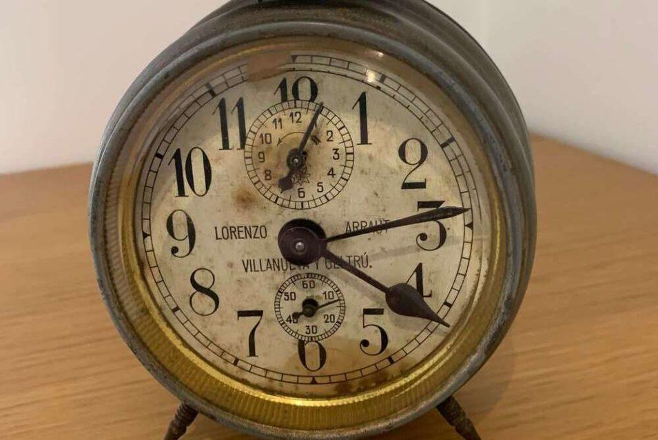 dónde reparar un reloj antiguo en barcelona